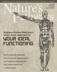 Magazine had Katie's article Cover of Nature's Pathway for May 2015
