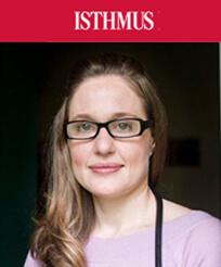 Isthmus portrait of Dr. Catie Hawkins