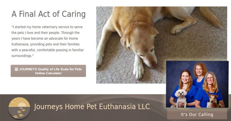 Pet owners appreciate the availablility of home euthanasia solutioingenieria