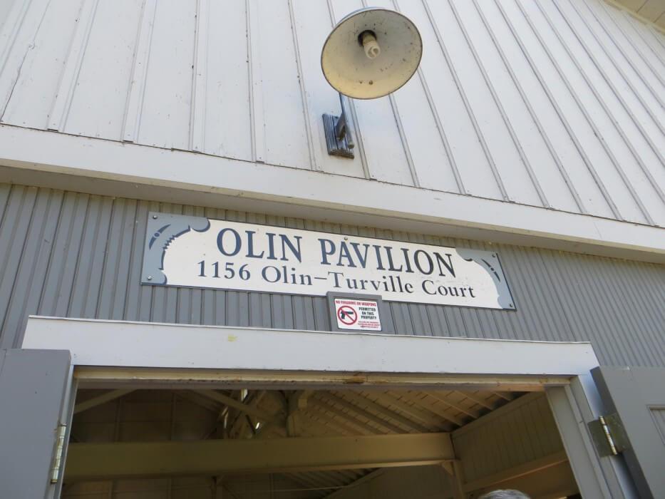 Olvin Pavilion