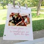 Photo and tribute to Mittens and Senora