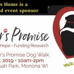 Walk to fight canine cancer