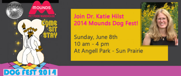 Mounds Dog Fest on Sunday June 8th