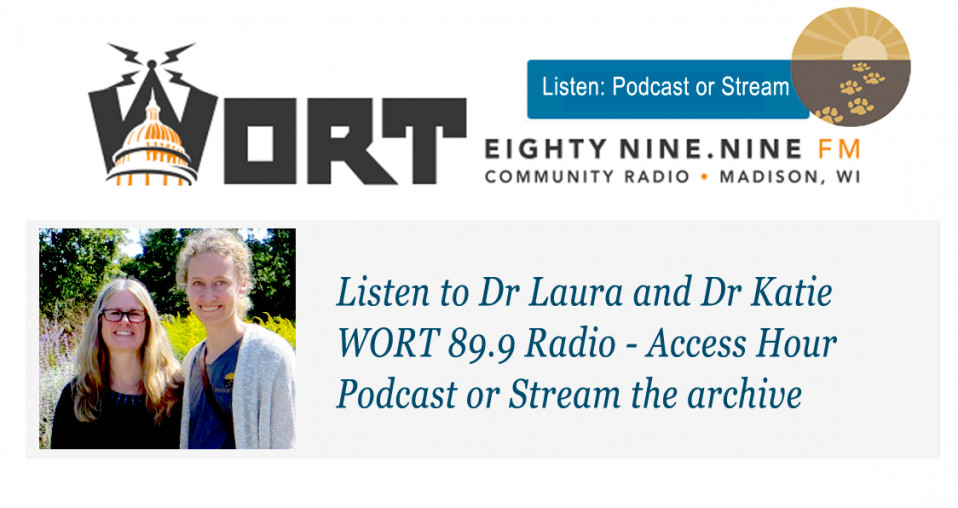 WORT access hour - listen to our podcast